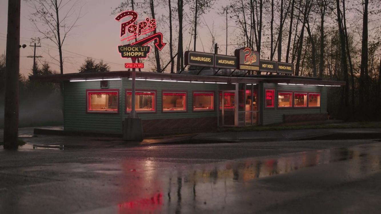 Pop's Chok'lit Shoppe Riverdale, Clásico retro, Tipos de