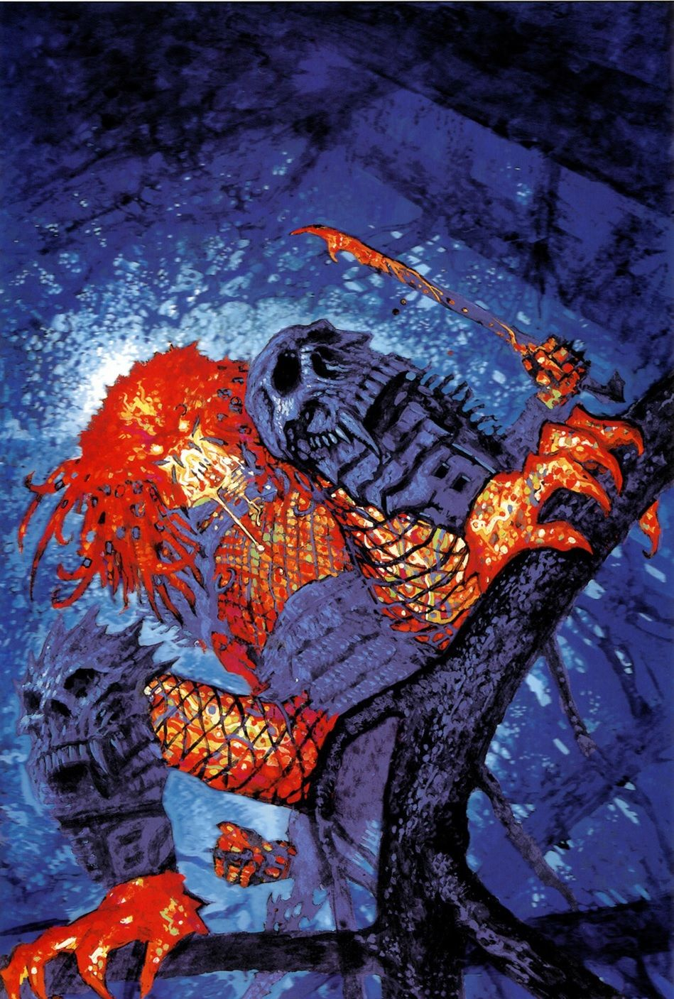 The Bad Blood Predator is ready to strike #Predator