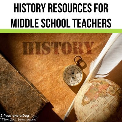Photo of History Lessons For Middle School Teachers