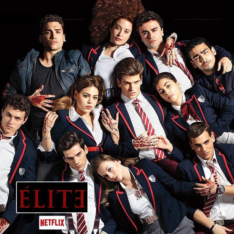 """""""Elite"""": Neue Netflix-Serie mit den """"Haus des Geldes""""-Stars"""