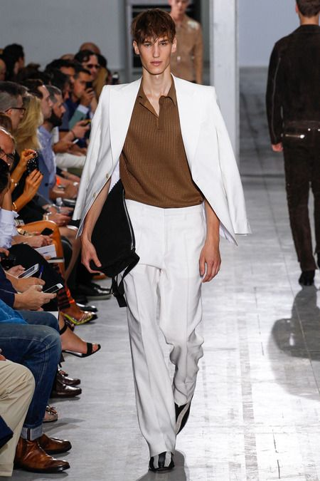 Costume National | Spring 2015 Menswear Collection | Style.com