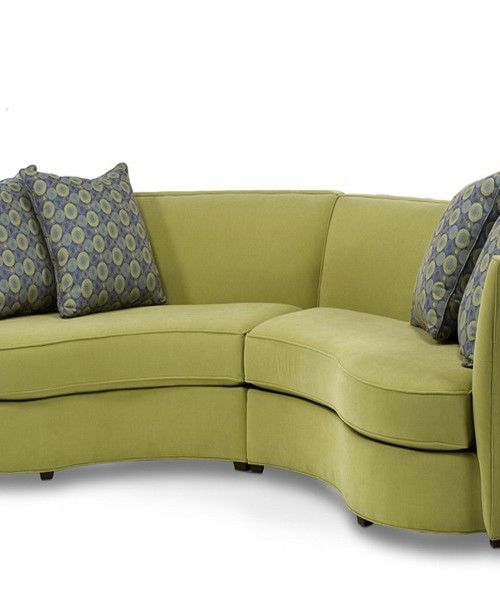 curved sectional sofa living room