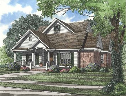 this charming nelson design group home plan captures the beauty of