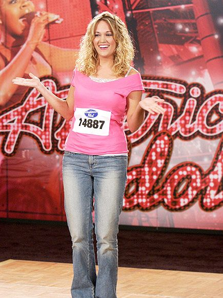 Carrie Underwood S First Audition On American Idol American Idol