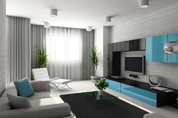 Pin de Loni Mer en Living room Pinterest Apartamentos pequeños