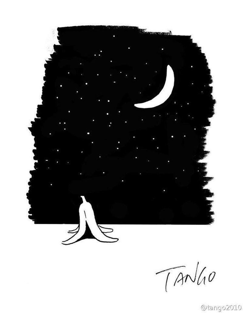 Estas geniales ilustraciones te harán pensar dos veces hasta entenderlas