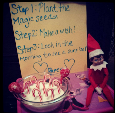 Simple Elf on the Shelf Ideas for Elf on the Shelf