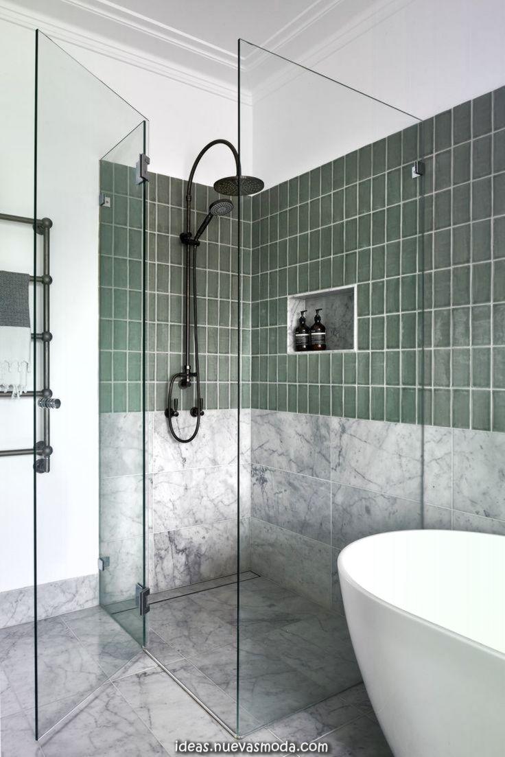 Ducha / puerta combinadas – # puerta # combinación de puerta # cabina de ducha # paletas