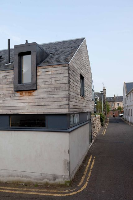 Contemporary Dormer Insertion Into Roof. | DORMER | Pinterest |  Contemporary, Architecture And House