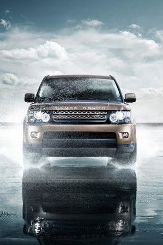 Land Rover, Range Rover, Car