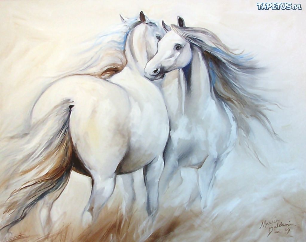 Obrazy Koni Szukaj W Google Equine Art Horse Painting Equine Art Paintings