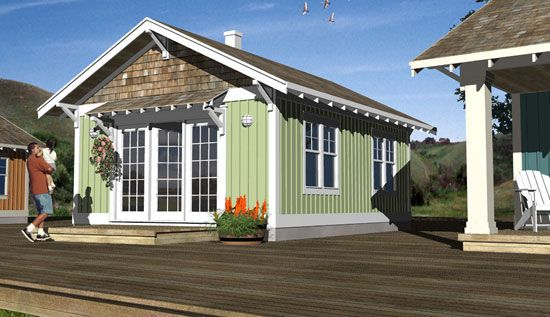 Tiny Home Designs: Available In Several Sizes, These Guest Houses Are Planned