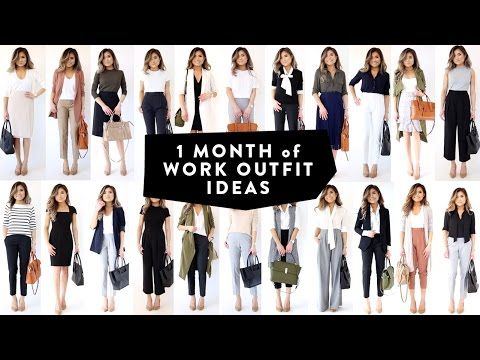 9fed4935702 (18) 1 MONTH OF WORK OUTFIT IDEAS