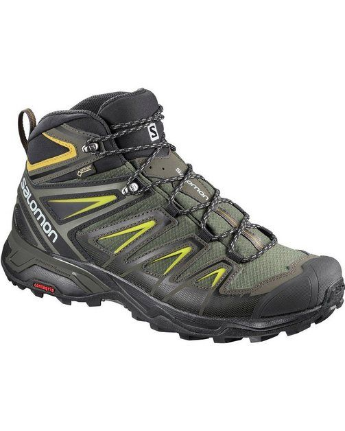 Trekkingstiefel X Ultra 3 Mid GTX®   Wanderstiefel, Männer