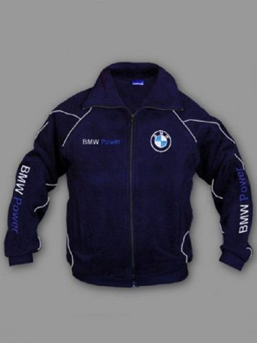 bbf5892f BMW Fleece jacket. | BMW | Jackets, Adidas jacket, Motorcycle jacket