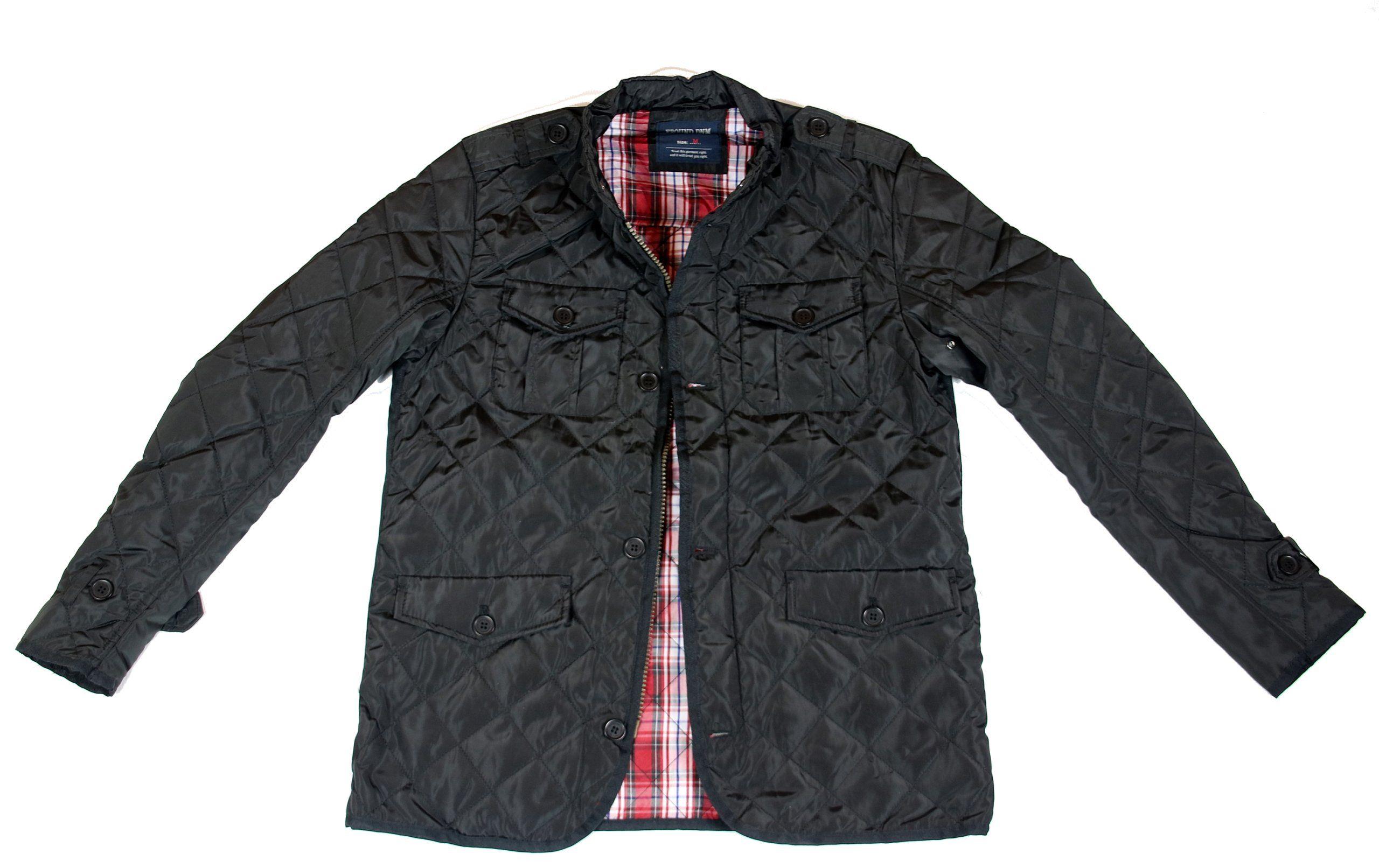 Kurtka Meska Wiosenna Czarna Elegancka 30 Xxl 7232852052 Oficjalne Archiwum Allegro Jackets Bomber Jacket Fashion