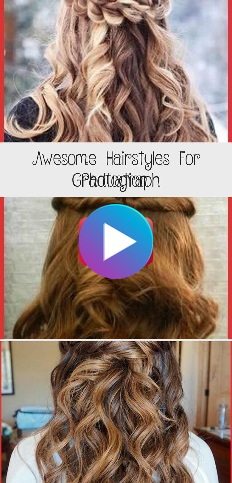 Awesome Hairstyles For Graduation Photograph - Hairstyle - Jennifer