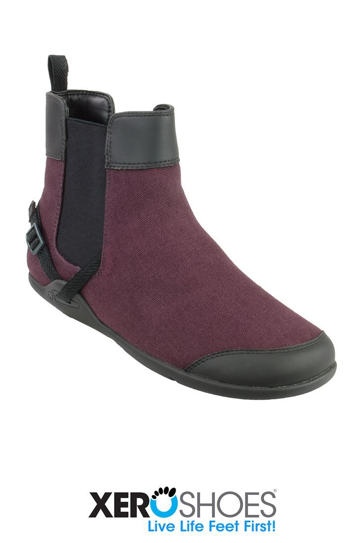 Wine minimalist women's ankle boot. Wear them everyday to the office or out at night. Lightweight, f...