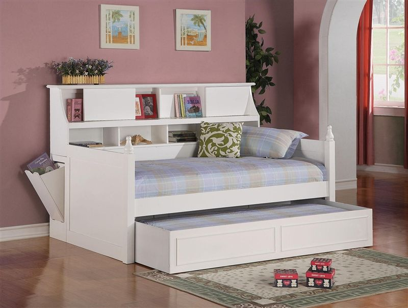 Twin Size Storage Day Bed