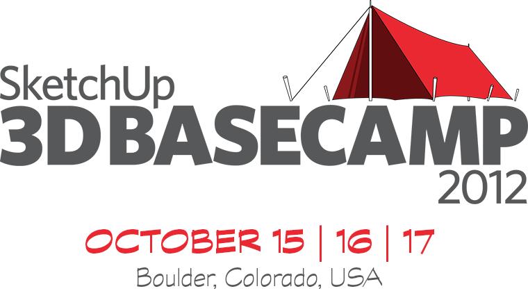 SketchUp Basecamp 2012 | Pinterest