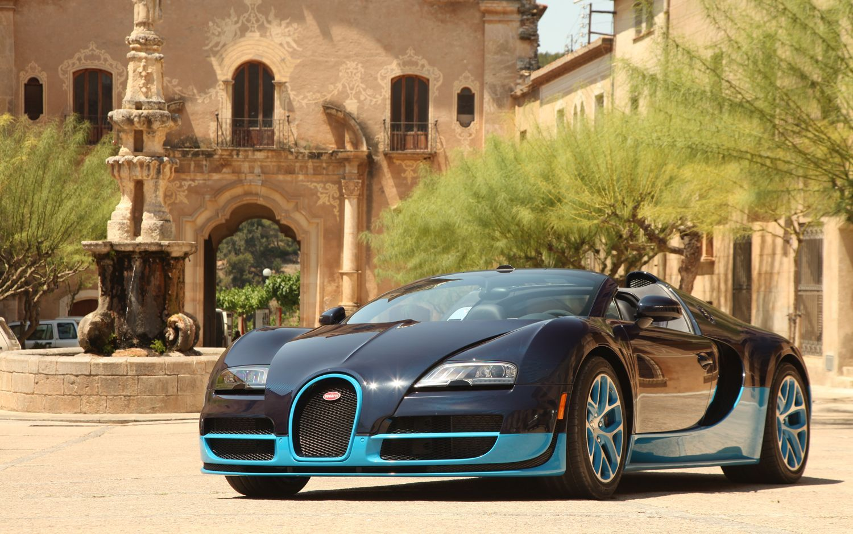 Next Gen Bugatti Veyron May Become A Hybrid Good Idea Bugatti