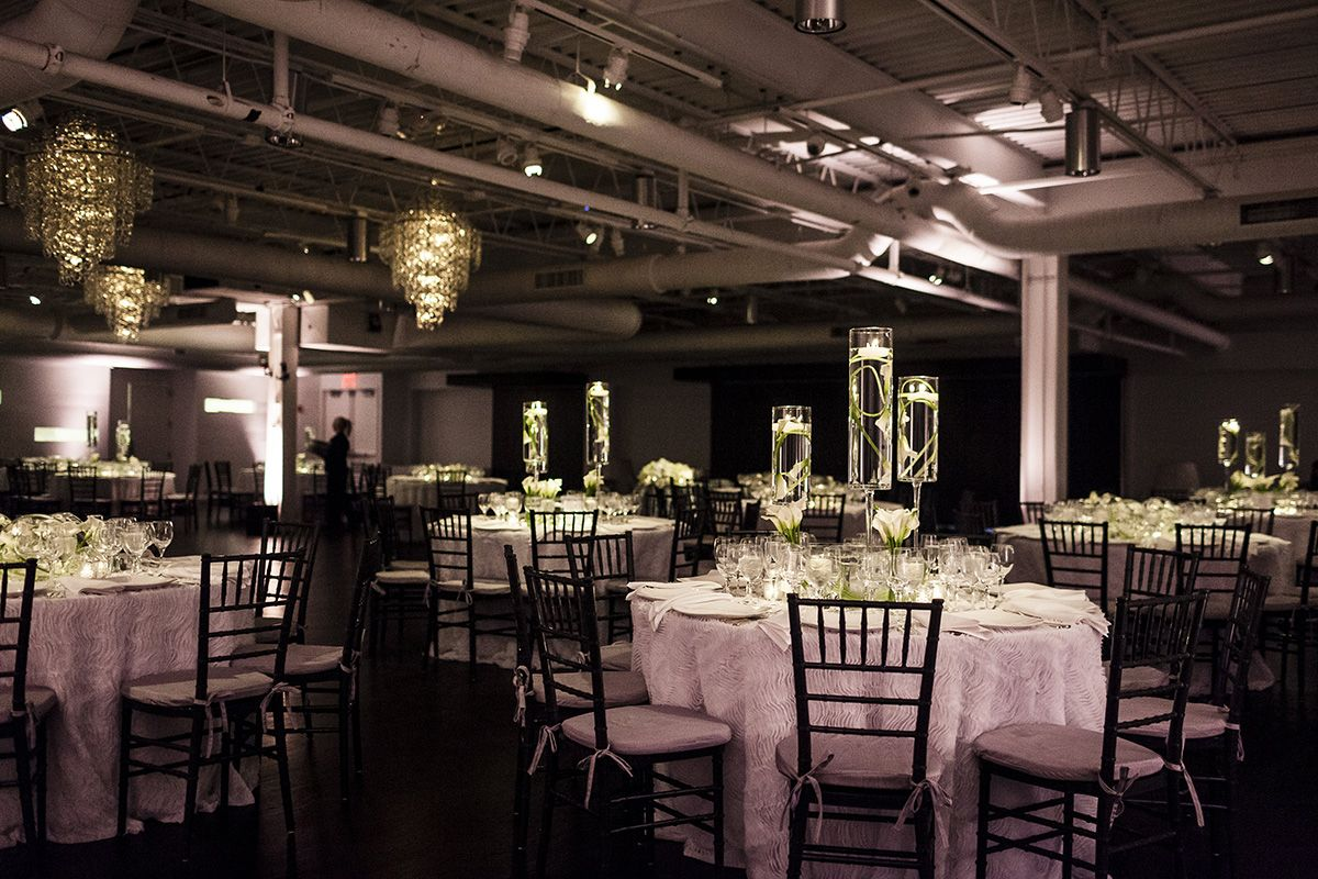 Most Beautiful Industrial Wedding Venues The Loading Dock In Stamford CT By JAGstudios Photography