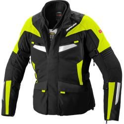 Photo of Spidi Alpentrophy H2Out jaqueta de moto preto amarelo 4xl Spidi