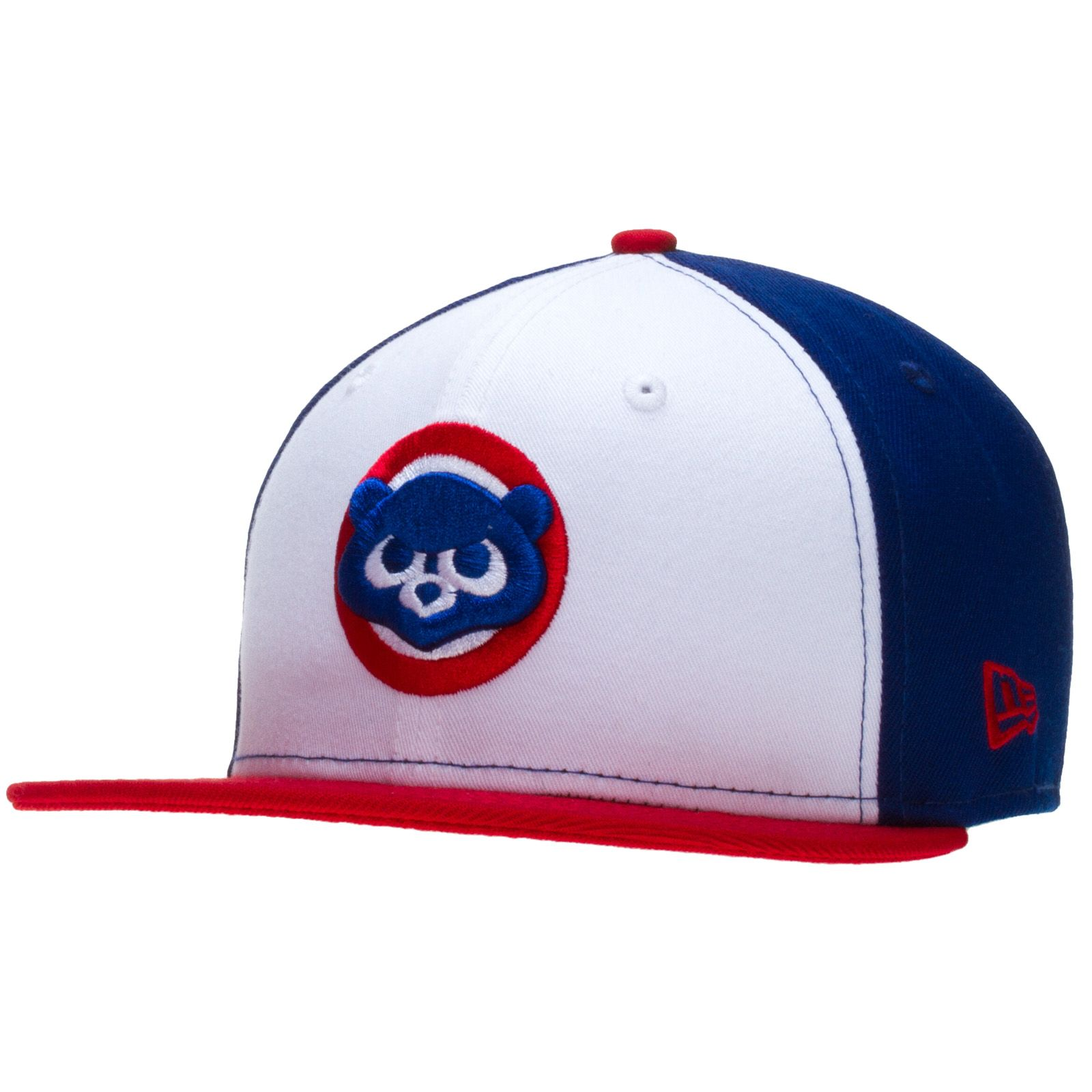 517498e4268 Chicago Cubs Fitted Royal and White with Red Bill 1984 Logo Fitted Hat by  New Era  Chicago  Cubs  ChicagoCubs