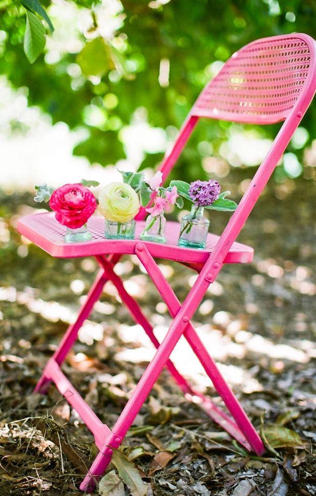 Flower Arrangements Inspiration: Flower Chic: Colorful Purple Pink