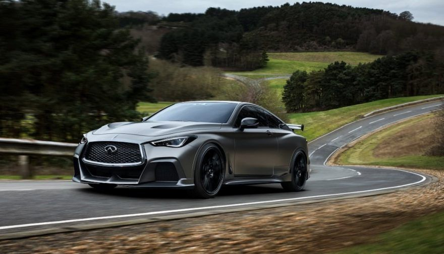 Infiniti Q60 Project Black S Cool Car Stuff Pinterest Cars