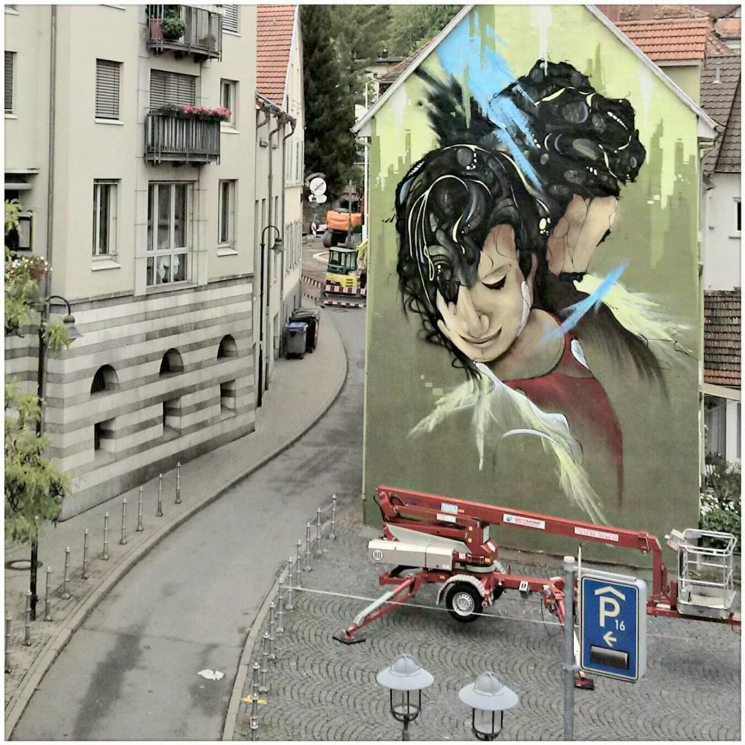 #Wand #Gestaltung #Malerei #