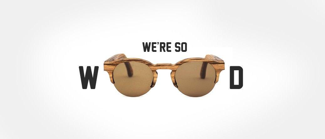 Una tendencia de esas que arrasa de cara a este verano 2013. Las gafas de  sol (o cristal graduado) con montura de madera. Palens Barcelona - Vinylize eef4505b6389
