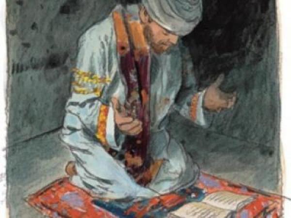 6 Ibn Battuta A Ibn Battuta Painting Holy Quran