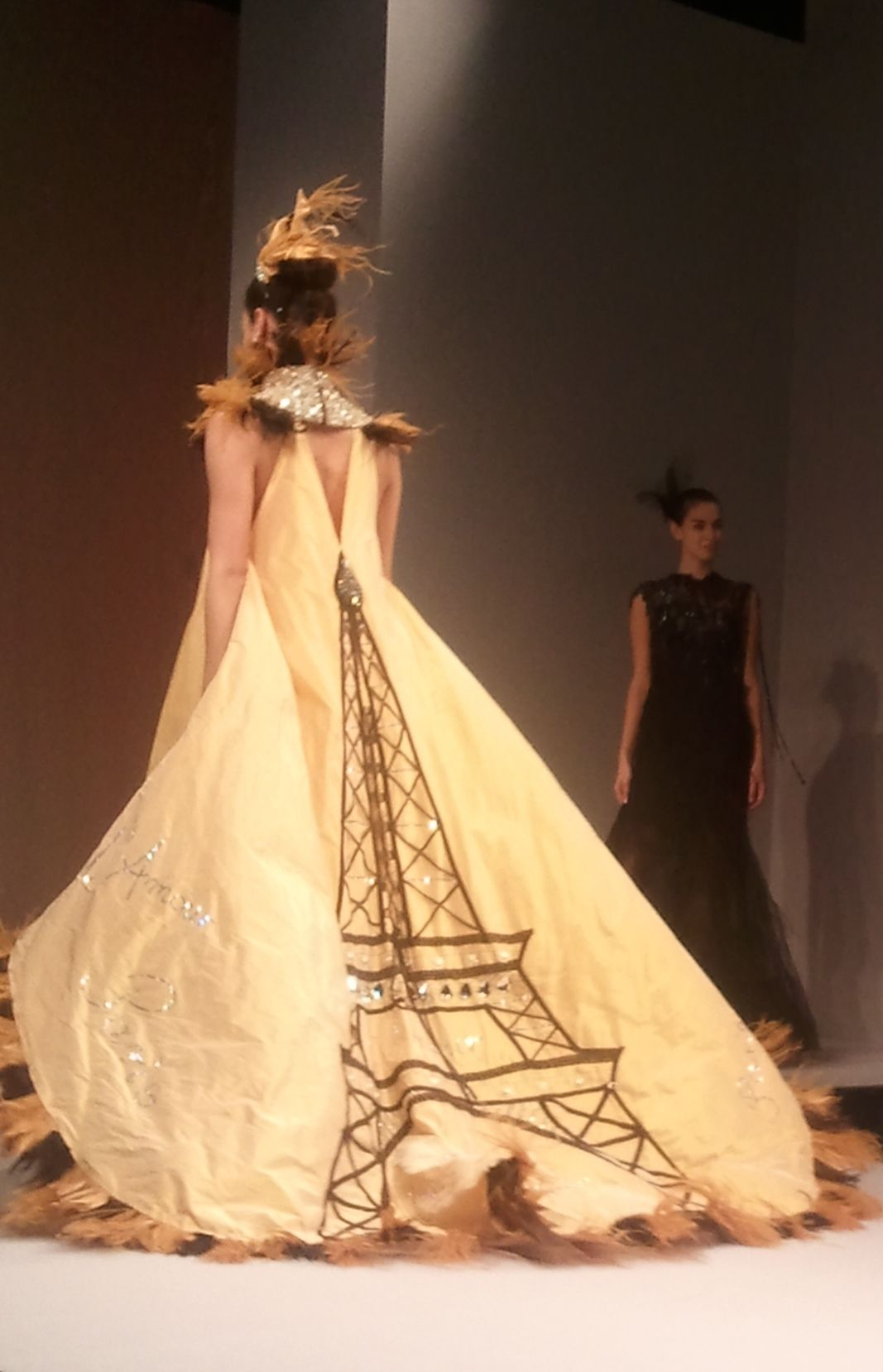 Farage Paris - Featured at New York International Bridal Fashion ...