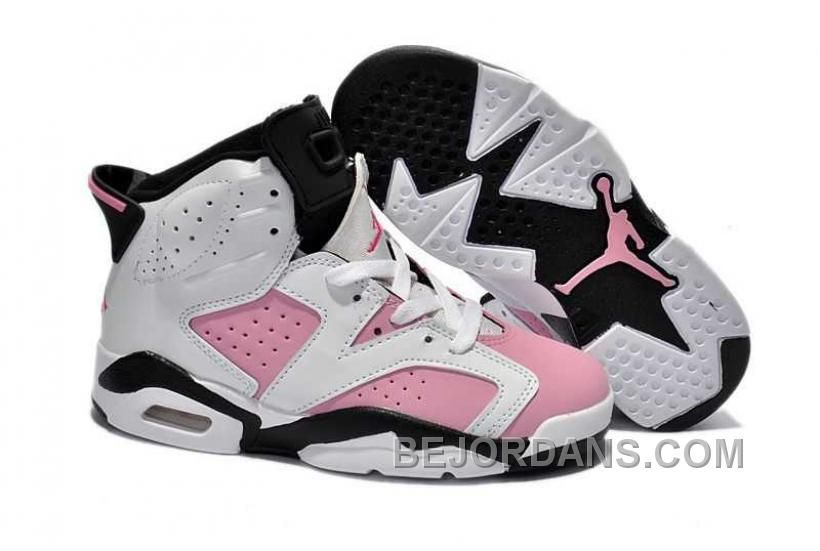 official photos 485f9 72209 Buy Nike Air Jordan 6 Kids Blanco Negro Rose (Air Jordan 6 Deportivas) from  Reliable Nike Air Jordan 6 Kids Blanco Negro Rose (Air Jordan 6 Deportivas)  ...