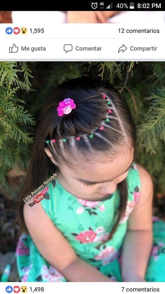 Stunning Braids For Little Girls - Hair Beauty