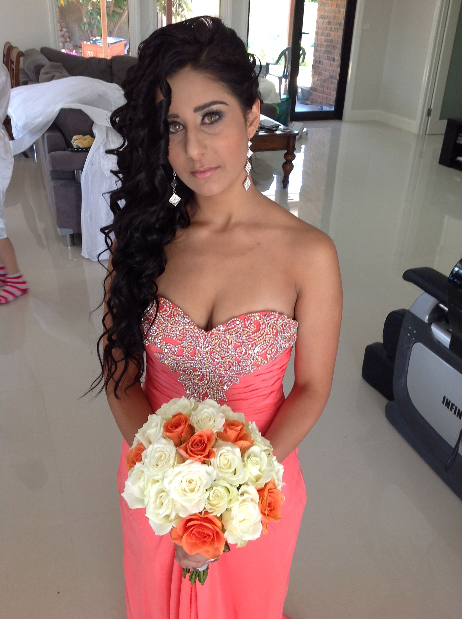 Strange 1000 Images About Wedding Half Up Half Down Hair Styles On Hairstyle Inspiration Daily Dogsangcom
