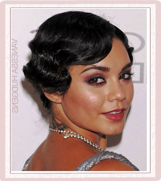 Vintage Hairstyles Vintage Hairstyles For Black Women With