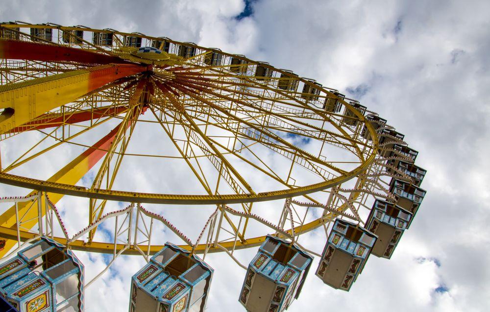 Ferris wheel von foo_