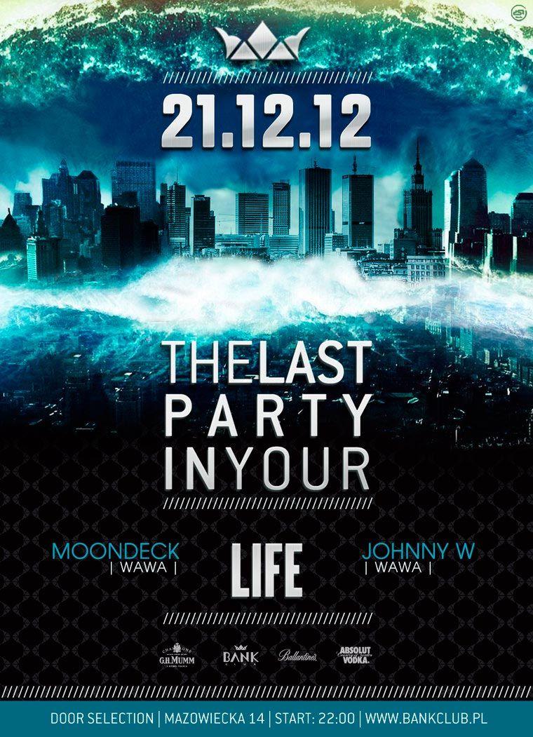 Free Flyer Dance Electro Minimal Party Template  HttpWww