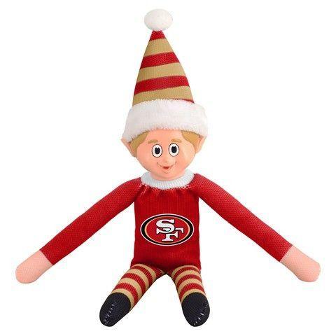 San Francisco 49ers Team Elf