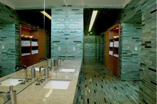 Bathroom Inspiration From Heath Ceramics For The Home Bathroom Inspiration Bathroom Interior Design Heath Tile