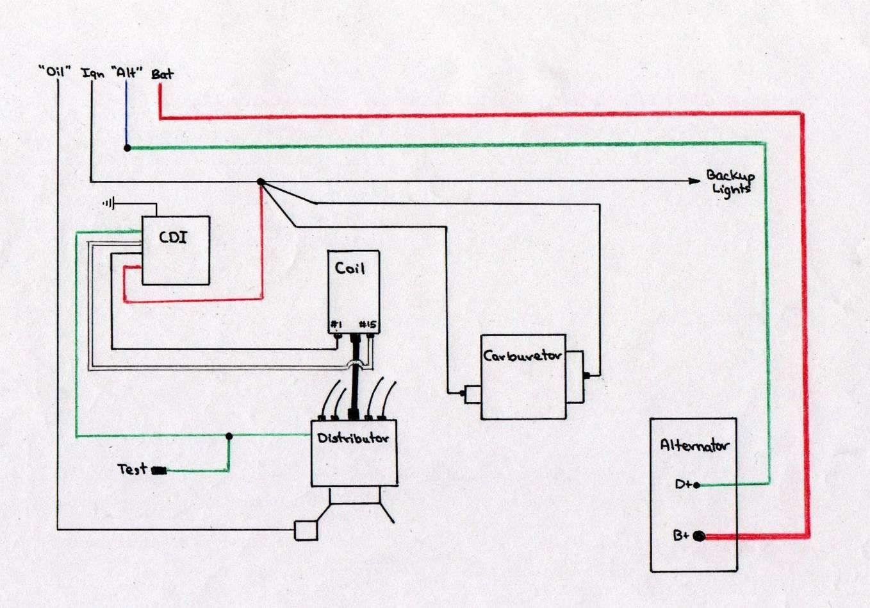 Schematic Diagram Of Motorcycle Cdi And Cdi Ignition Diagram Wiring Diagram Em 2020 Automotivo Diagrama