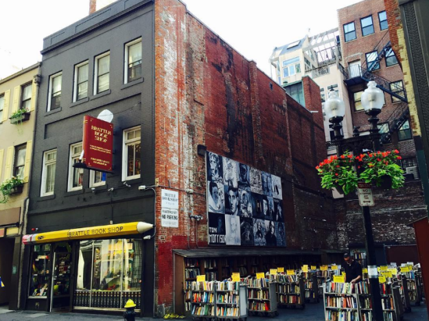 Brattle Book Shop, Boston in 2019 | Bookworm | Literary