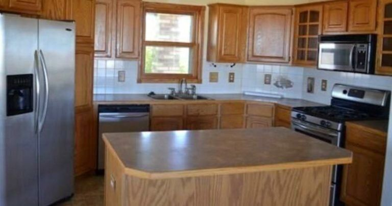 Farmhouse Kitchen Makeover On A Budget | Pinterest | Country ...