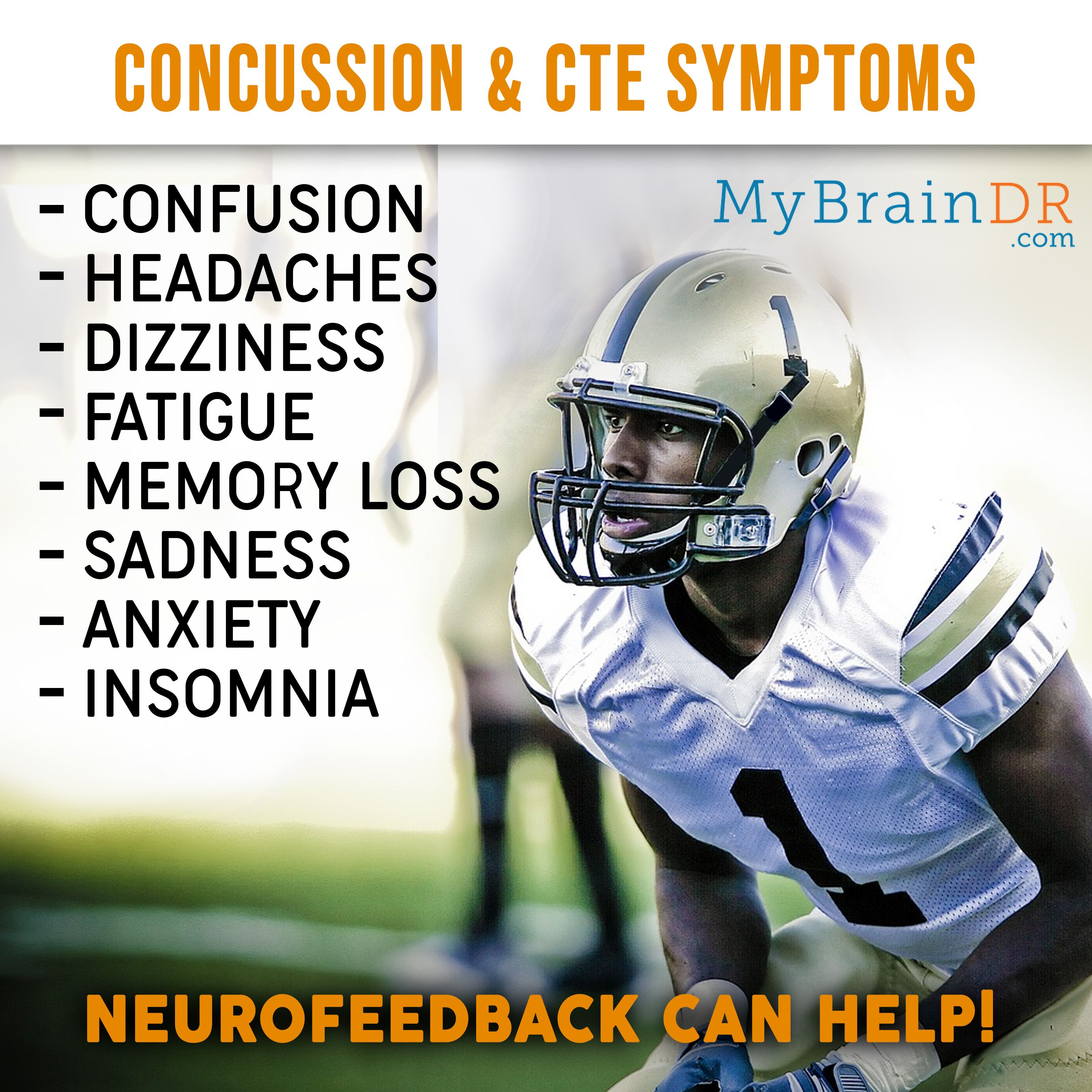 Hope For Football Players With Cte Or Concussions Concussions