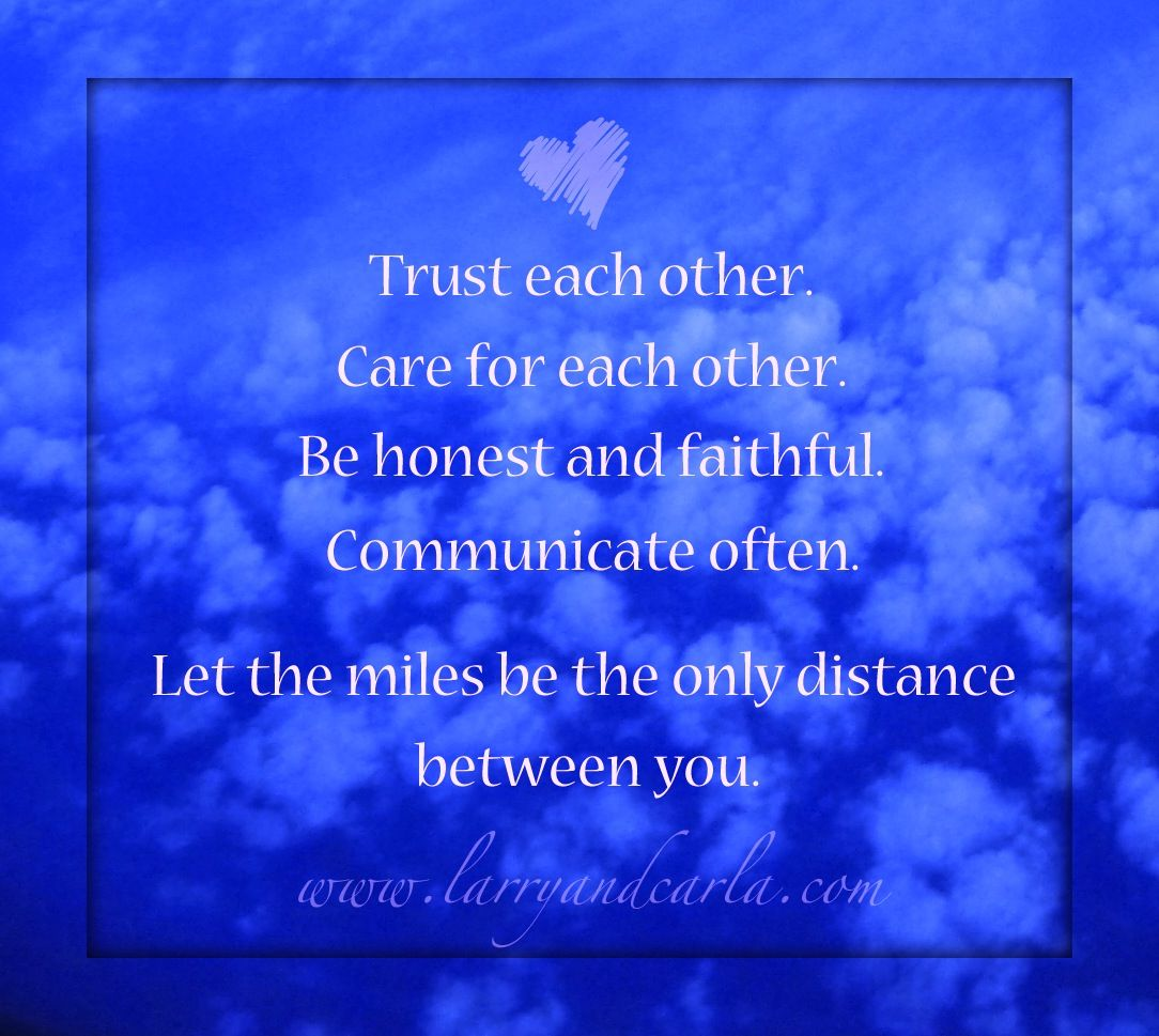Quotes About Distance Relationships And Trust