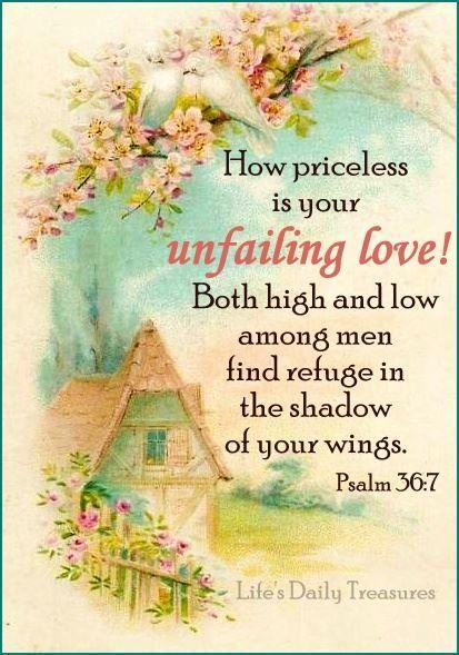 PSALM  36:7