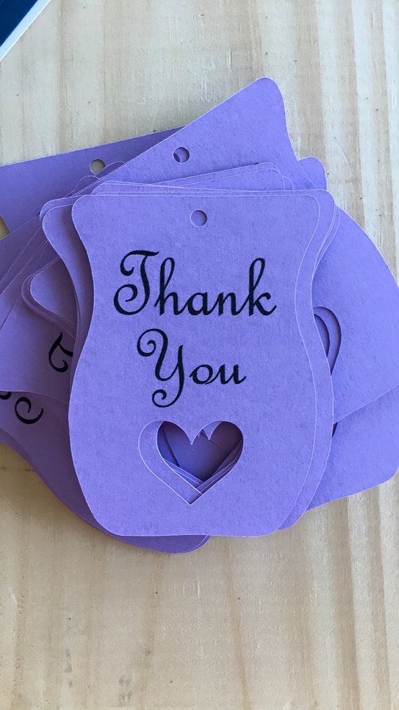 Scentsy Consultant Heart Thank You Tags Set Of By