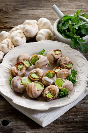 astuce du chef lignac comment cuisiner l 39 escargot de bourgogne food poisson coquillages. Black Bedroom Furniture Sets. Home Design Ideas
